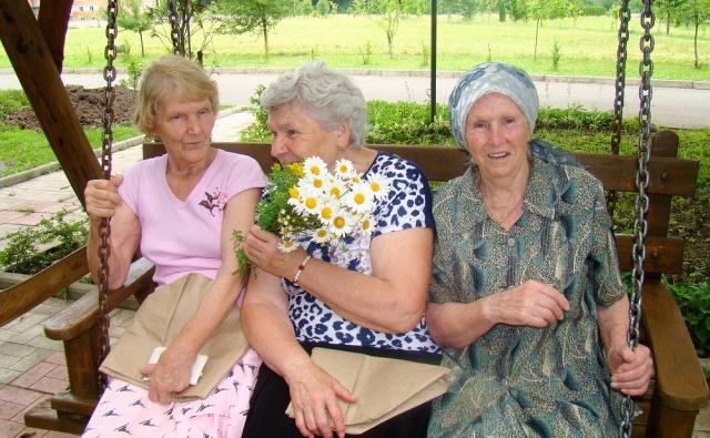 Thumbnail for - Лагерь для пожилых людей в Северной Осетии