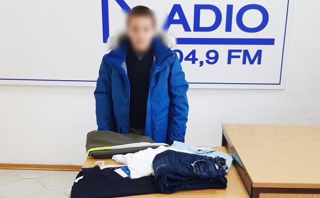 Новая и тёплая одежда для Ахмеда